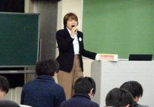 一般社団法人シニア消費者見守り倶楽部 岩田美奈子代表