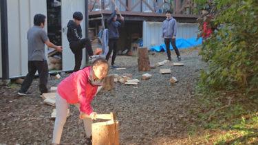 青森大学東京キャンパス合同ゼミにて  山梨県北杜市の自然とアドベンチャープログラムを体験!