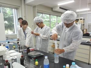 青森県教育委員会主催の「青森県高校生サイエンスキャンプ」開催