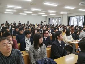 平成29年度第2回実務実習発表会の開催