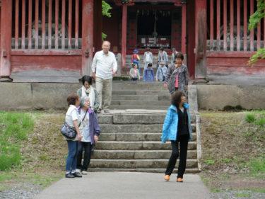オープンカレッジみちのく散歩みち~弘前藩歴史館などを見学