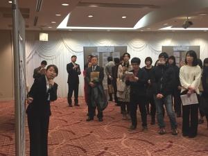 第37回青森県薬剤師会学術大会で薬学生が発表