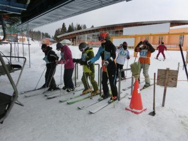 オープンカレッジ・スキー教室第2講