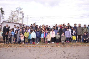 学園創立100周年記念植樹が行われました!
