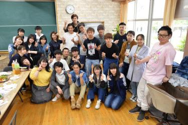 東京キャンパス見学ツアーで学生交流