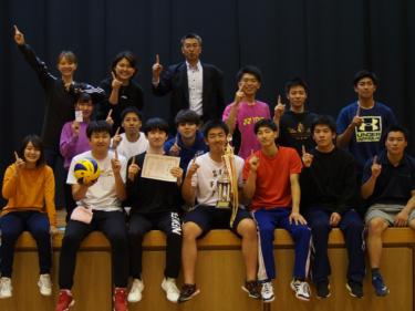 総合経営学部 スポーツ大会が行われました