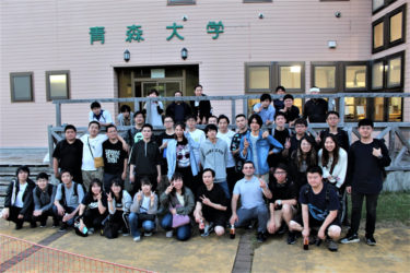 東京キャンパス留学生の本校見学ツアーが行われました