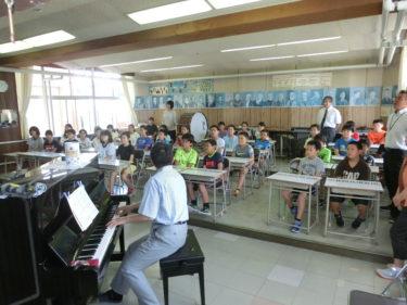 令和元年度 青森大学オープンカレッジ「ジュニア夢カレッジ2019」第1講 - 横内 小学校 –