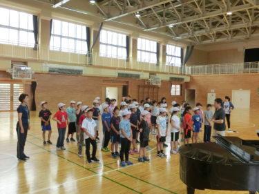 令和元年度 青森大学オープンカレッジ「ジュニア夢カレッジ2019」第2講 - 横内 小学校 –