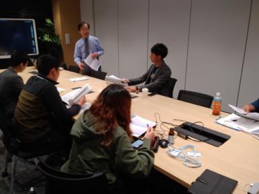 2019年10月10日(木)青森イノベーション塾 講義「起業機会と評価」