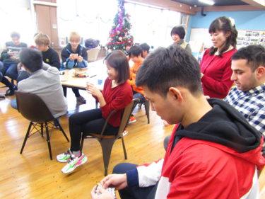 東京キャンパス クリスマスパーティが行われました