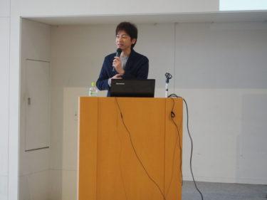 青森イノベーション塾起業家講話③「資金1万円の起業から東証一部上場への道のり」が開催されました