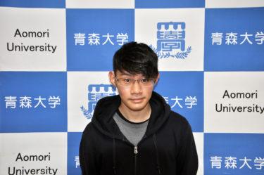 【北日本コンピューターサービス株式会社】井熊 翔さん(ソフトウェア情報学部)