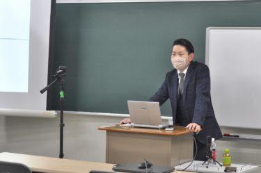 青森イノベーション塾2020 講義5「ビジネスモデル」が行われました