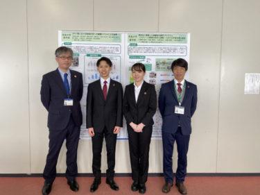 情熱無限大 AOMORI SIX合同学修研究発表会へ青森大薬学部生が参加しています