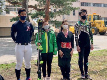 NHK青森放送局「GO!フレッシャーズ」アーカイブ動画が公開されました!