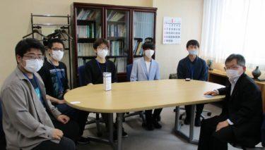初の「青函みらい会議」、青森大学生が聴講