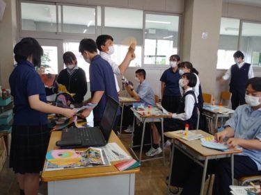 青森山田高等学校特進コースで「ねぶた」から持続可能な未来を考える